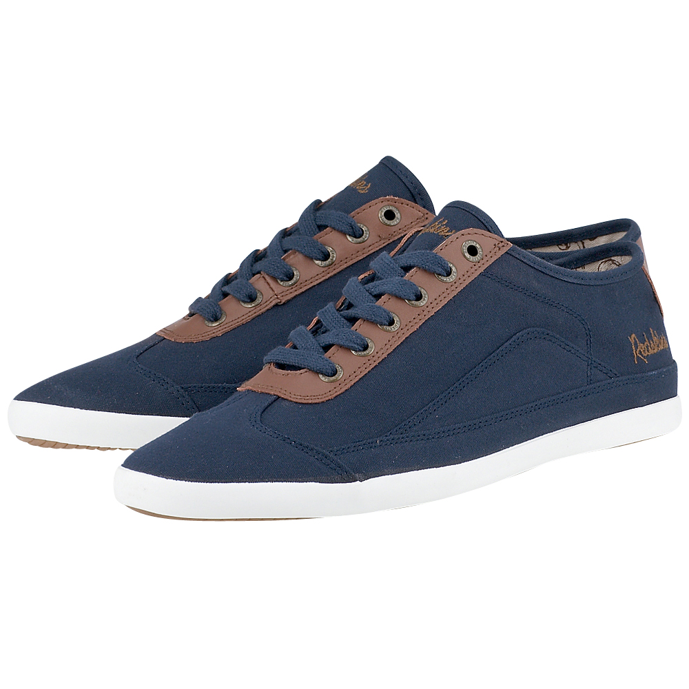 Redskins - Redskins HULOT - ΜΠΛΕ ΣΚΟΥΡΟ outlet   ανδρικα   sneakers   low cut