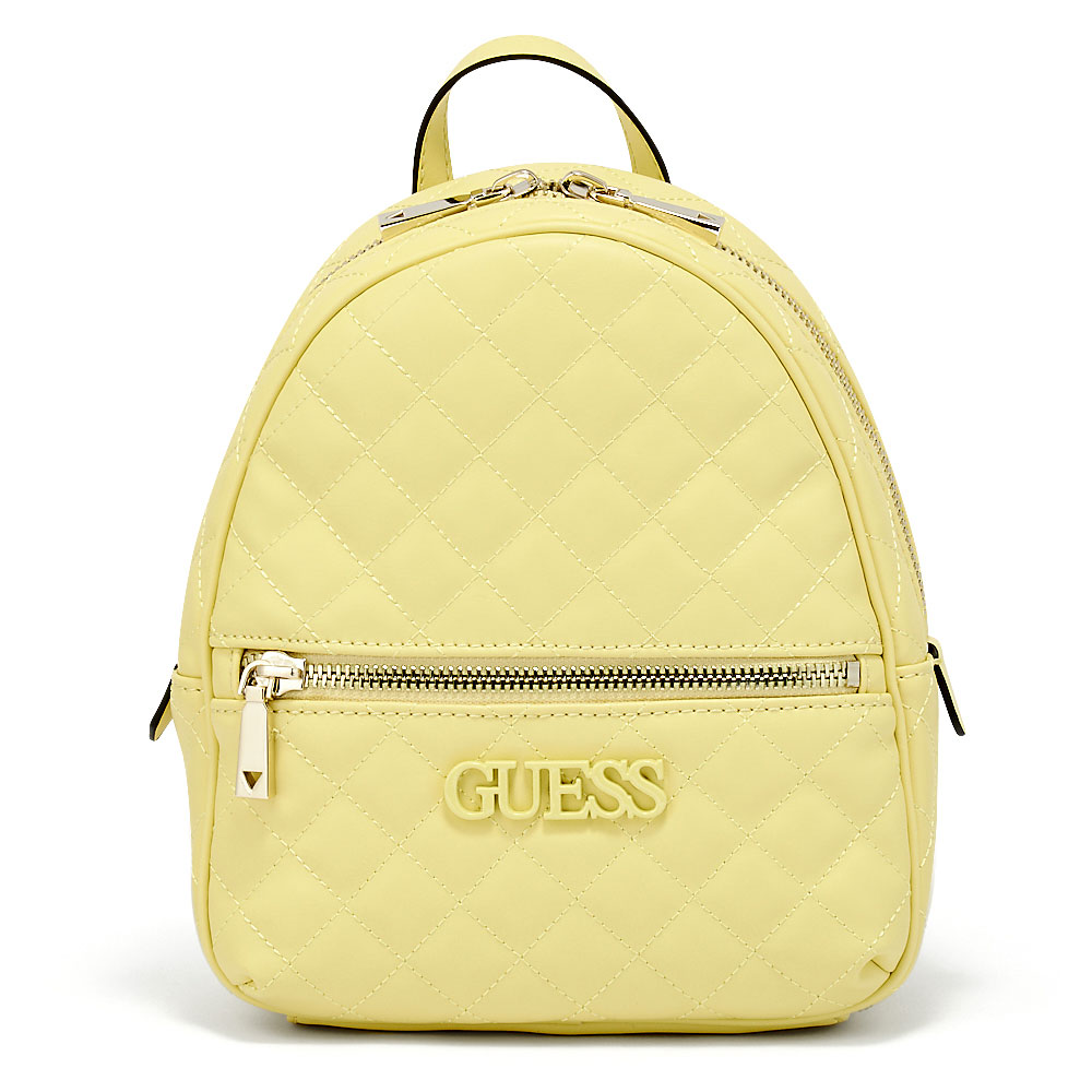 Guess - Guess Elliana Backpack HWVG73-02320-58 - κιτρινο