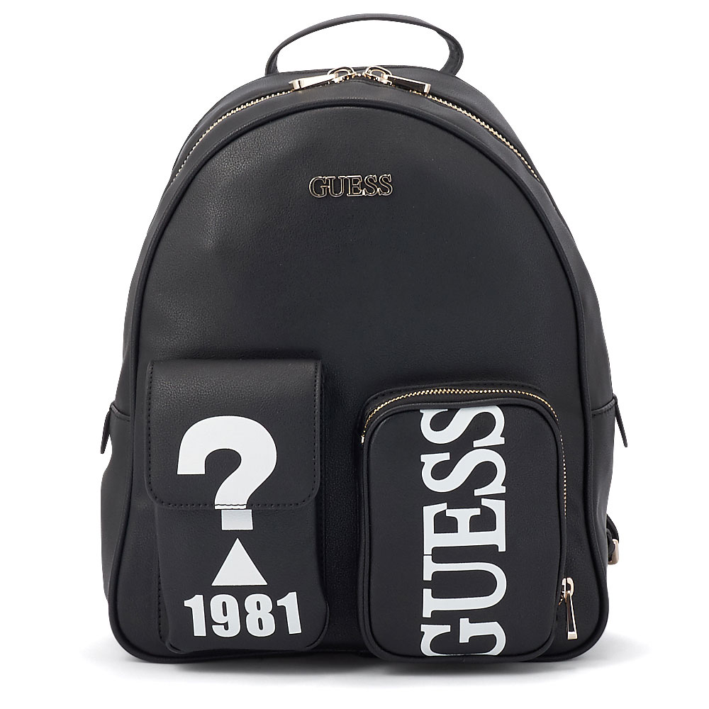Guess - Guess Utility Vibe Large Backpack HWVQ7751330-BLA - 00336