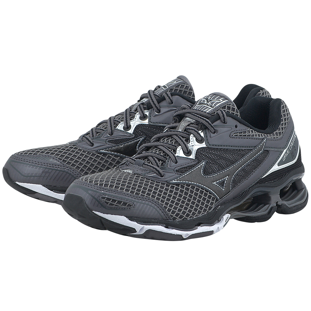 Mizuno – Mizuno Wave Creation 18 J1GC160113 – ΓΚΡΙ ΣΚΟΥΡΟ