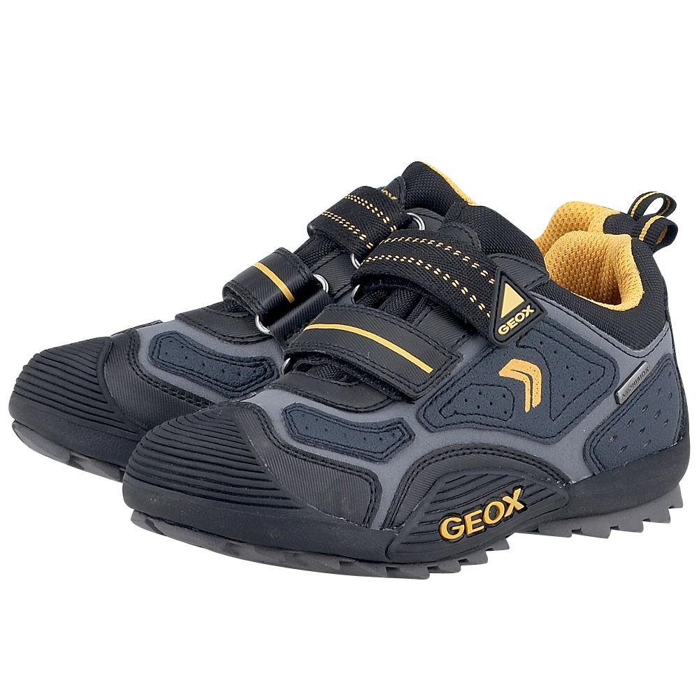 Geox – Geox J4424K – ΜΠΛΕ ΣΚΟΥΡΟ