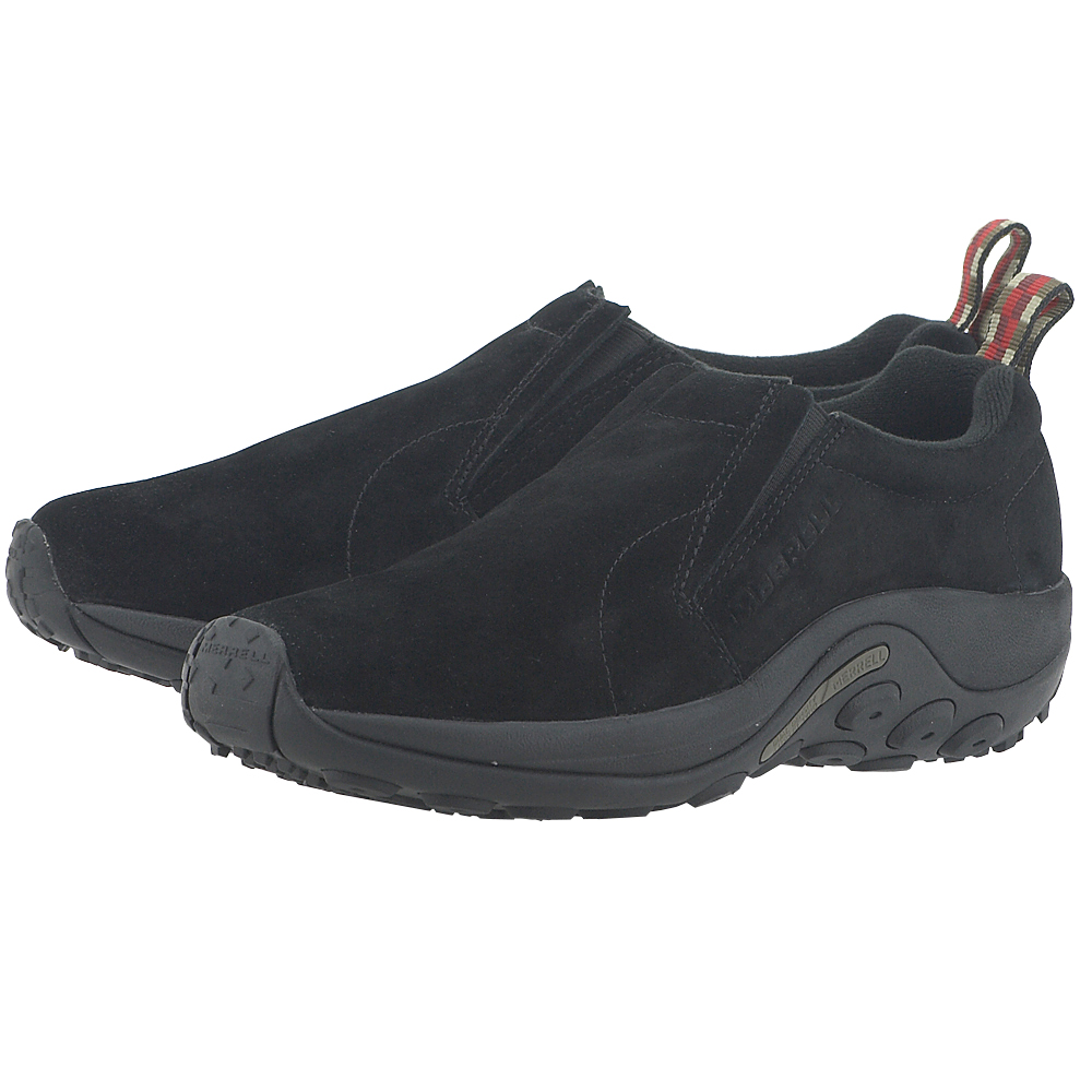 Merrell – Merrell Jungle Moc J60825 – ΜΑΥΡΟ
