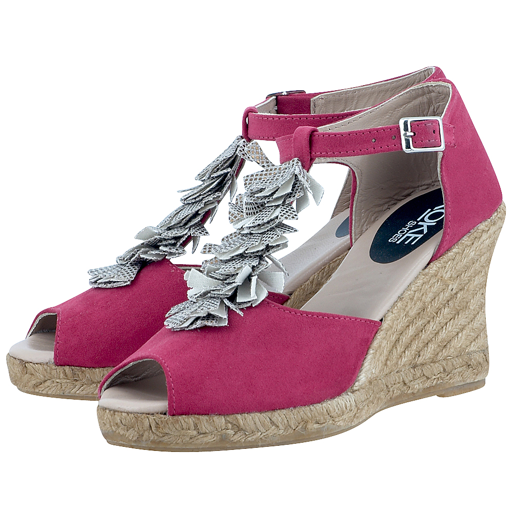 Koke Shoes  KO1446  ΦΟΥΞΙΑ