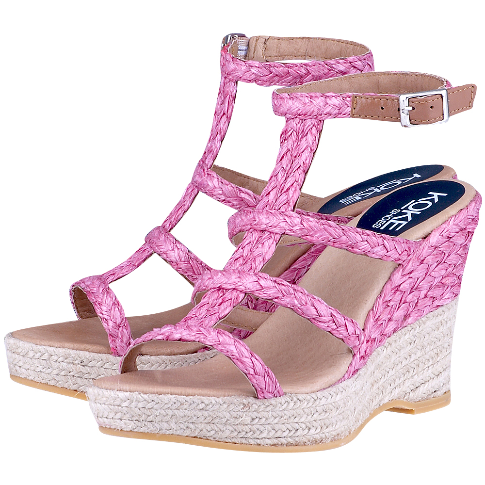 Koke Shoes  KO1460  ΦΟΥΞΙΑ