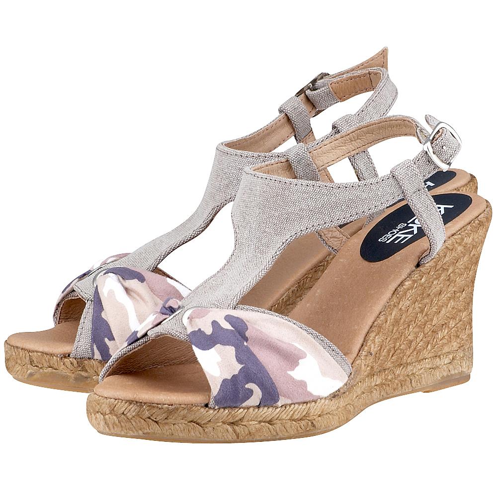 Koke Shoes  KO1487 ΜΠΕΖ