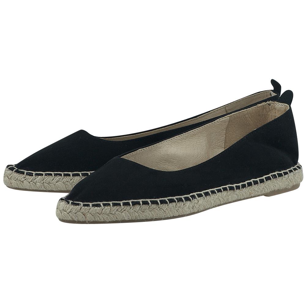 Koke Shoes - Koke Shoes KO15110 - ΜΑΥΡΟ outlet   γυναικεια   εσπαντρίγιες