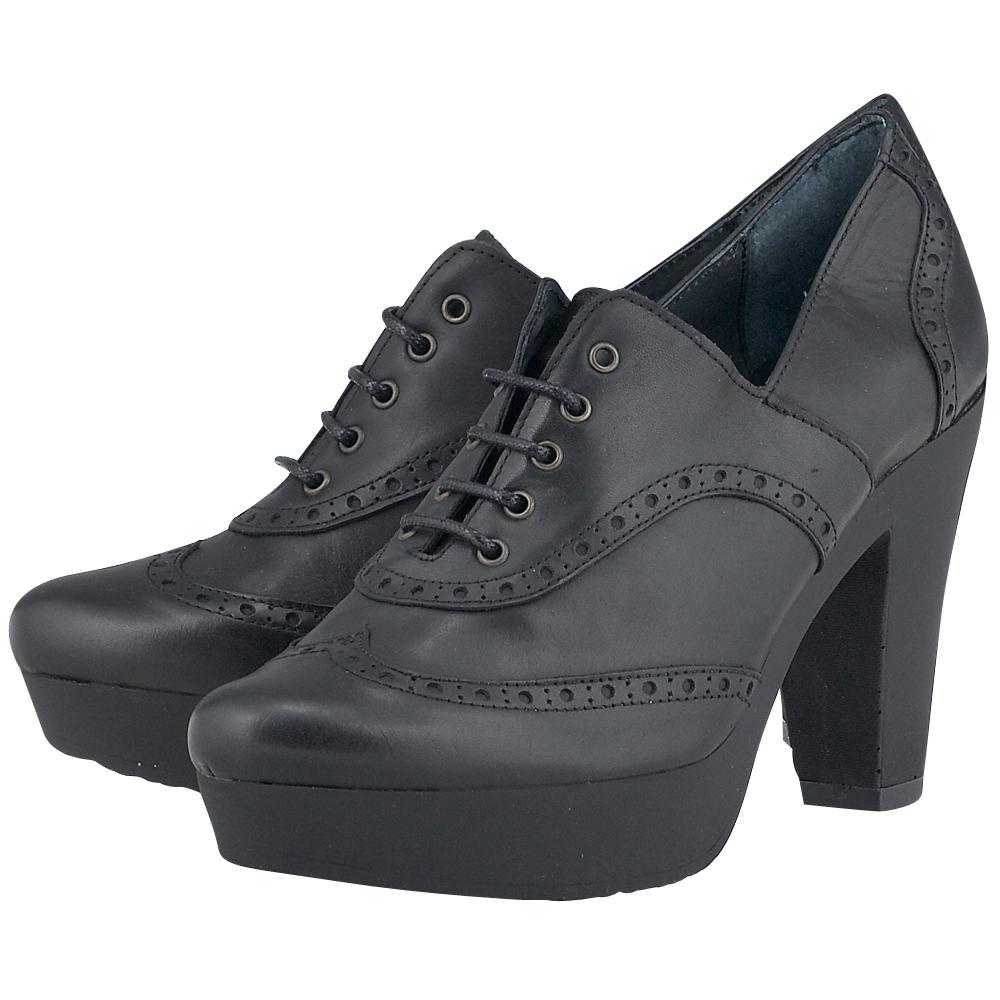 Koke Shoes - Koke Shoes KO18830 - ΜΑΥΡΟ