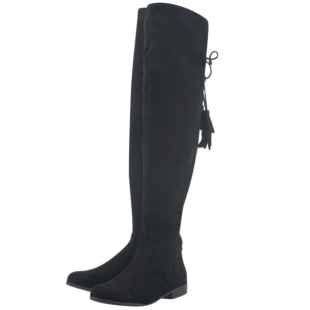 Exe - Exe LTW211_SUE - ΜΑΥΡΟ outlet   γυναικεια   μπότες   dress
