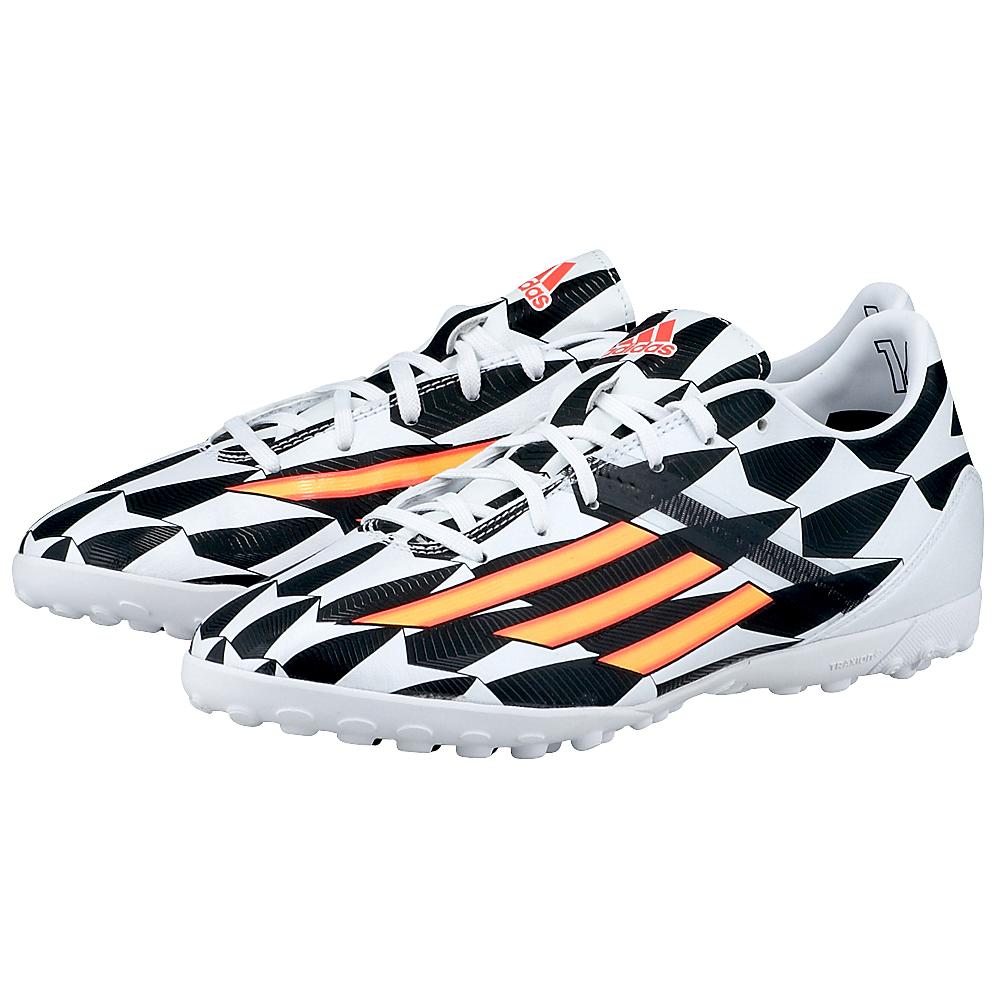 adidas Performance - adidas Performance F10 TF M18374-4. - ΛΕΥΚΟ/ΜΑΥΡΟ outlet   ανδρικα   αθλητικά   ποδοσφαίρου