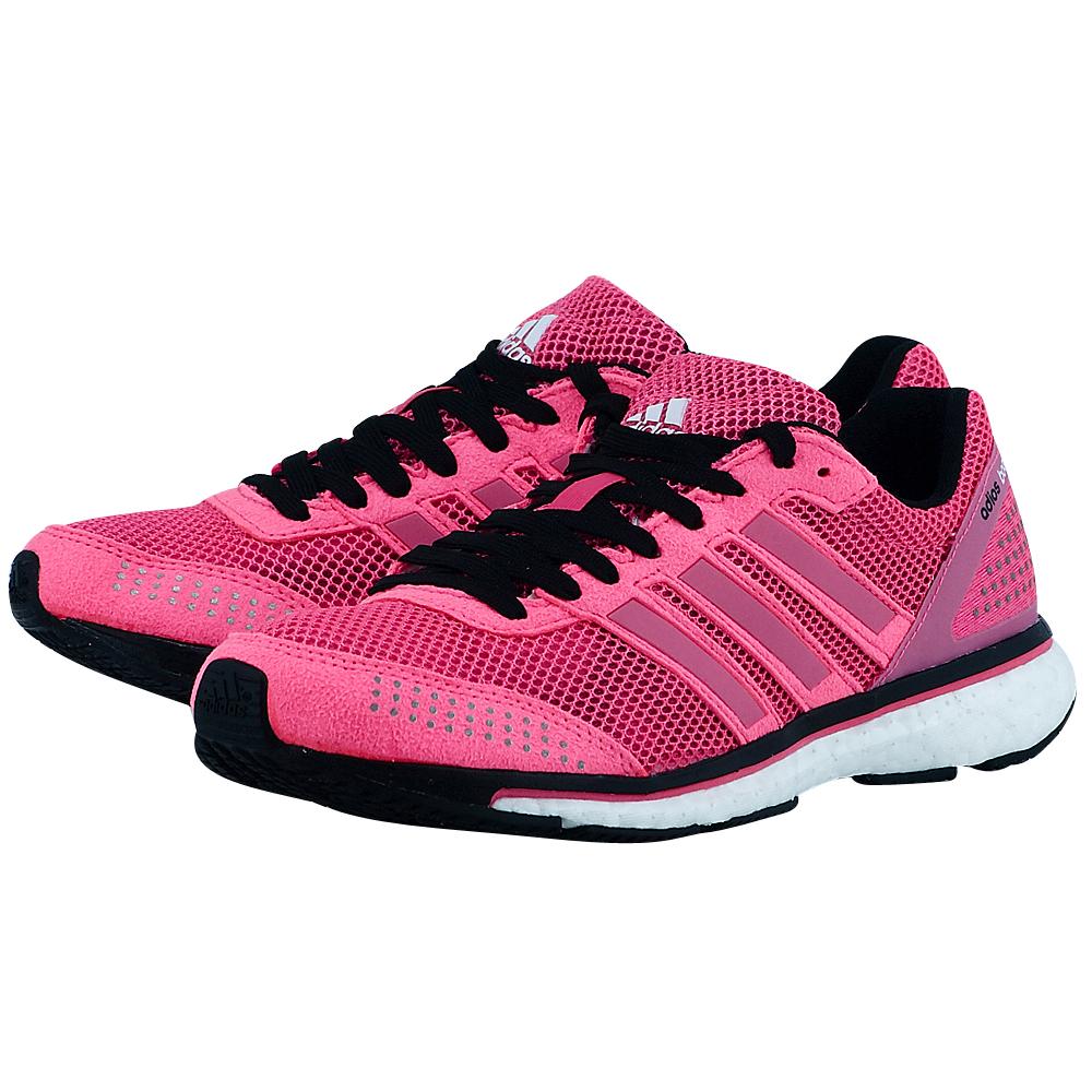adidas Performance - adidas Performance Adizero M29709-2 - ΡΟΖ outlet   γυναικεια   αθλητικά   running