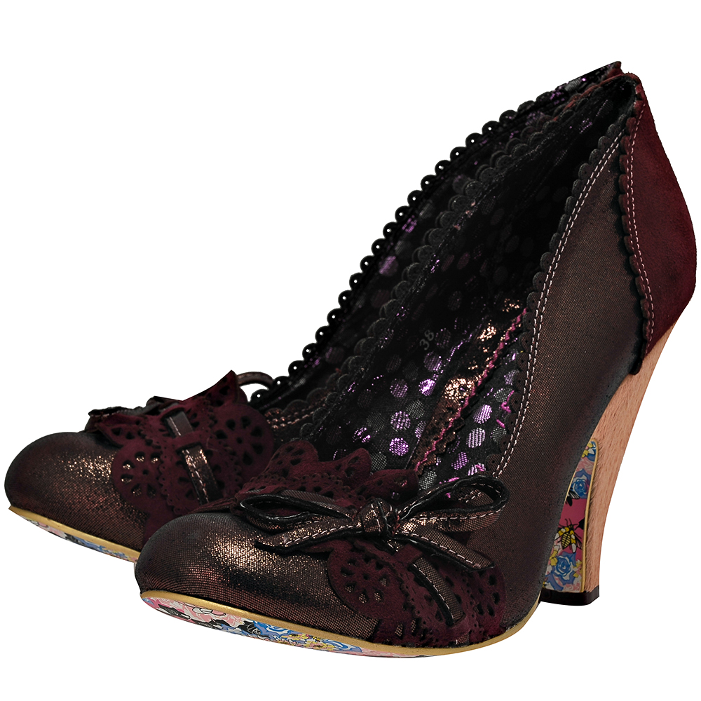 Irregular Choice - Irregular Choice MAKE_MYDAY - ΜΠΟΡΝΤΩ