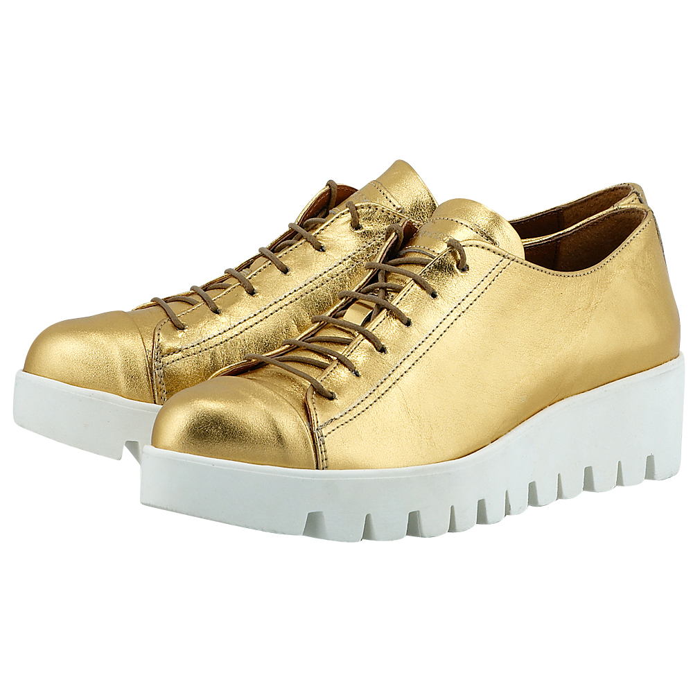 Kricket - Kricket MARGI - ΧΡΥΣΟ outlet   γυναικεια   sneakers   low cut