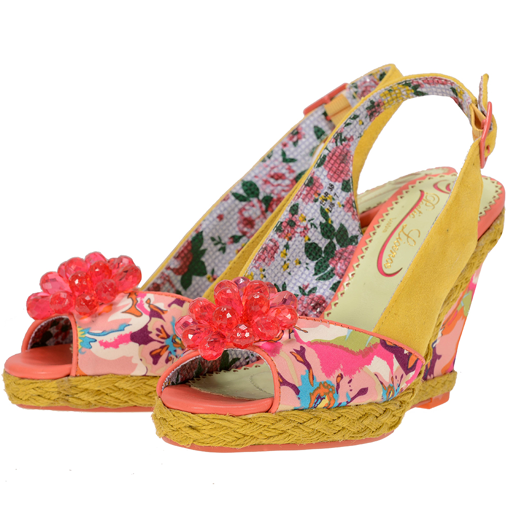 Irregular Choice – Irregular Choice MEASURE_UP – ΚΙΤΡΙΝΟ