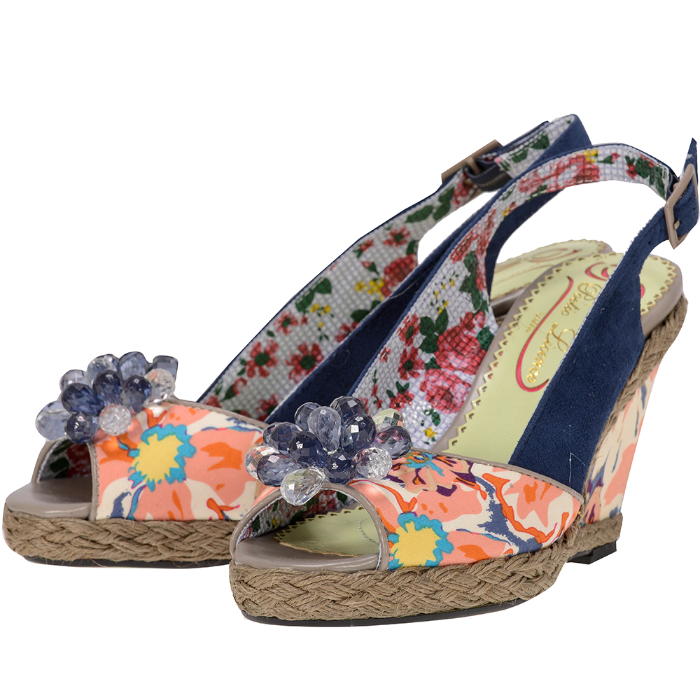 Irregular Choice – Irregular Choice MEASURE_UP – ΜΠΛΕ