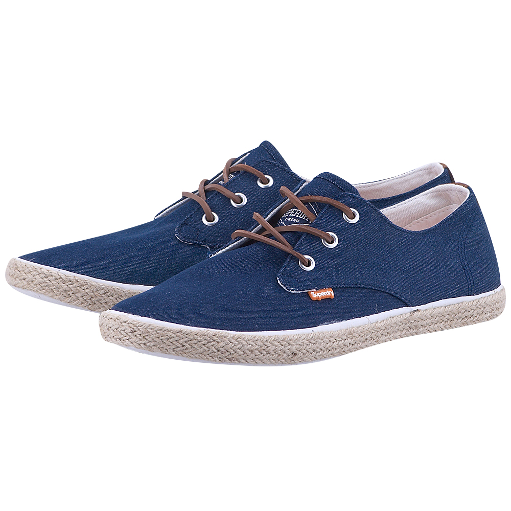 Superdry – Superdry Skipper MF1024S0F3 – ΜΠΛΕ ΣΚΟΥΡΟ