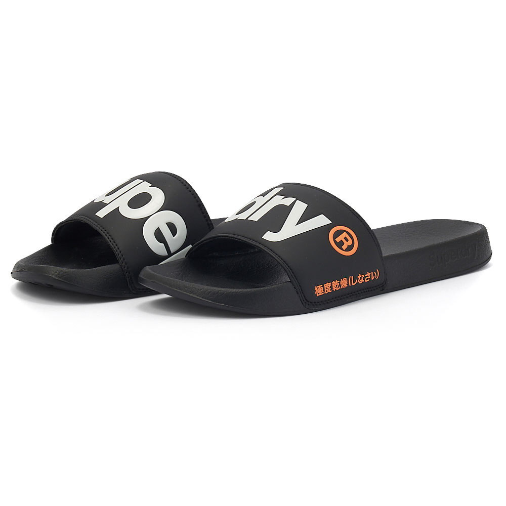 Superdry - Superdry D1 Classic Pool Slide MF300004A-02A - 00336