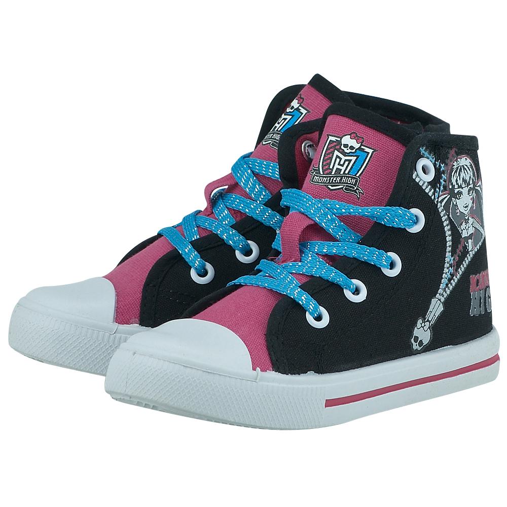 Monster High – Monster High MO000513 – ΜΑΥΡΟ/ΦΟΥΞΙΑ