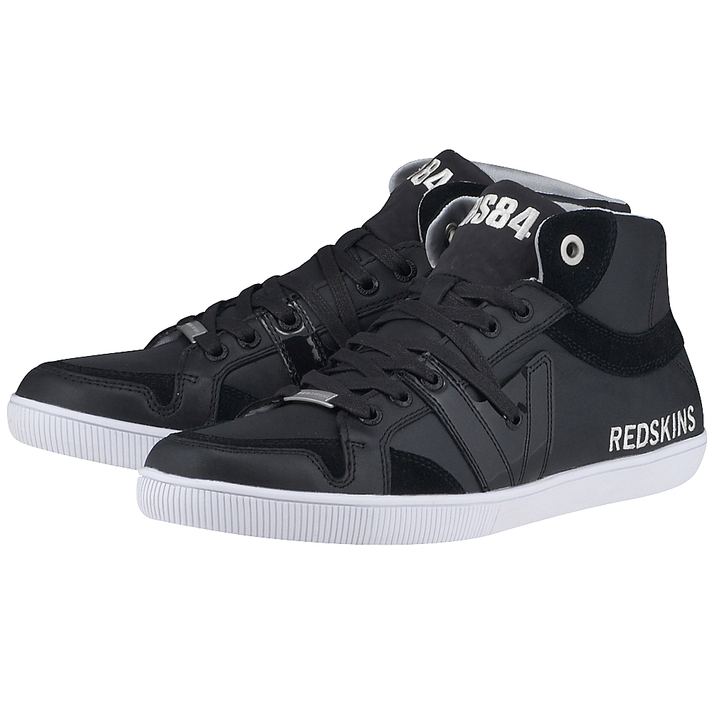 Redskins - Redskins NEODOM - ΜΑΥΡΟ outlet   ανδρικα   sneakers   mid cut