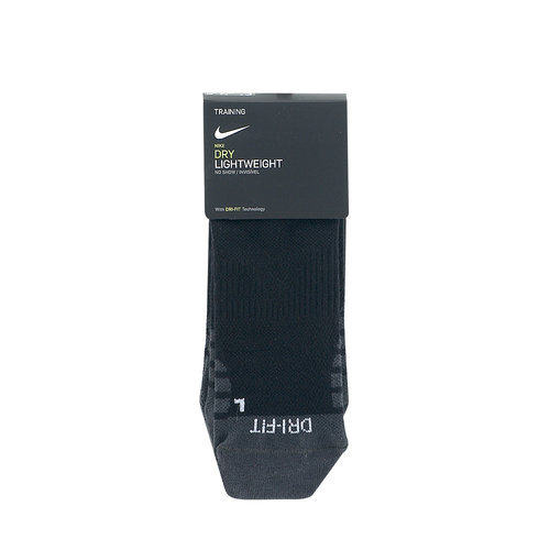 Nike Dry Lightweight No-Show Training Sock SX6940-010.