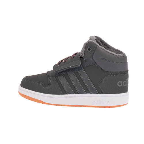 adidas Hoops 2.0 Mid γκρι B44635 | MYSHOE.GR