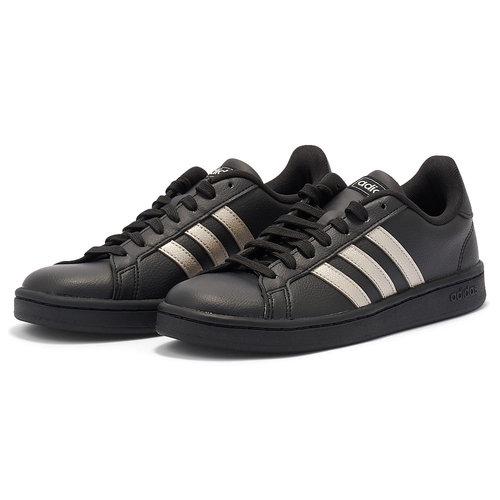 adidas Vl Court 2.0 W μαυρολευκο DA9887 | MYSHOE.GR
