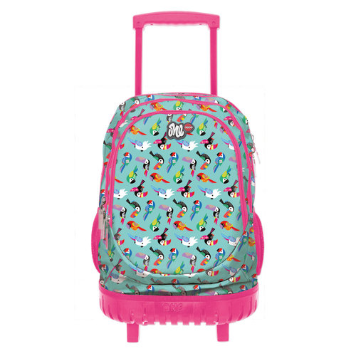 Lyc One Parrots Line Trolley Bag  LO01347