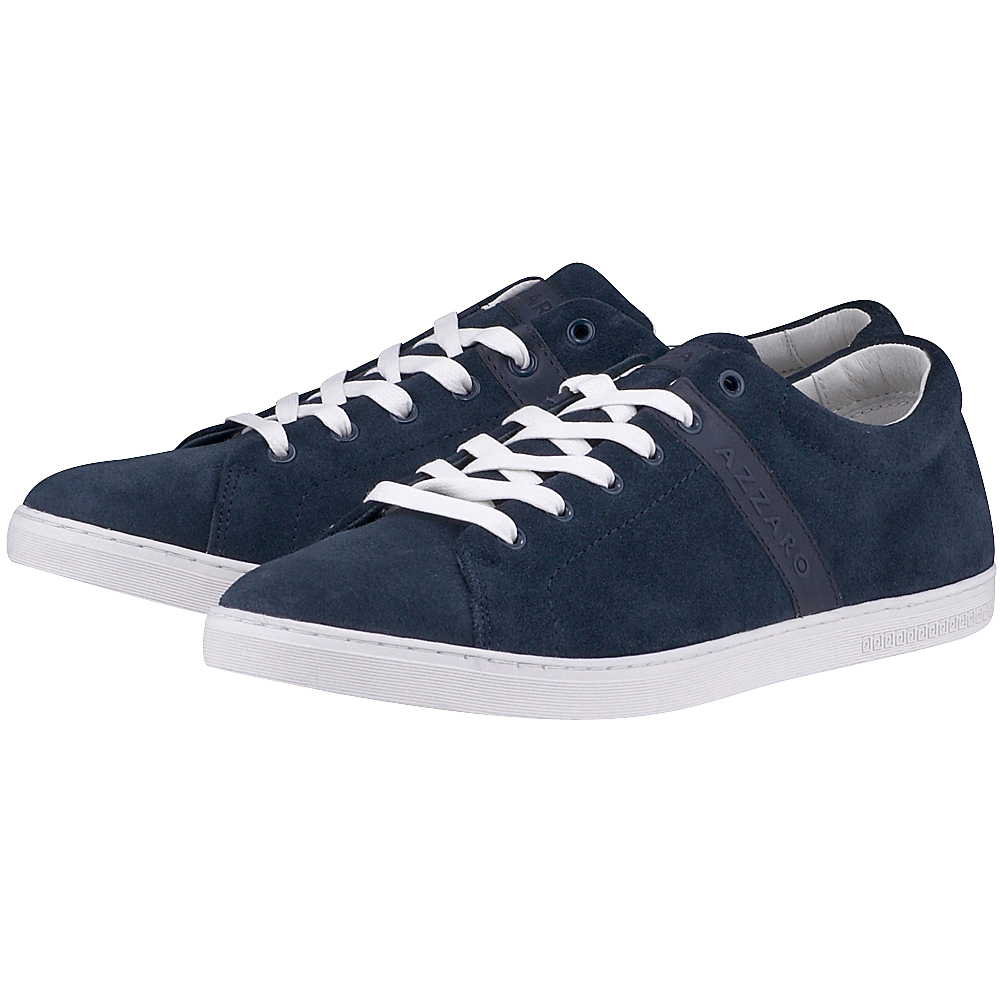 Azzaro - Azzaro OCTAVE. - ΜΠΛΕ outlet   ανδρικα   sneakers   low cut