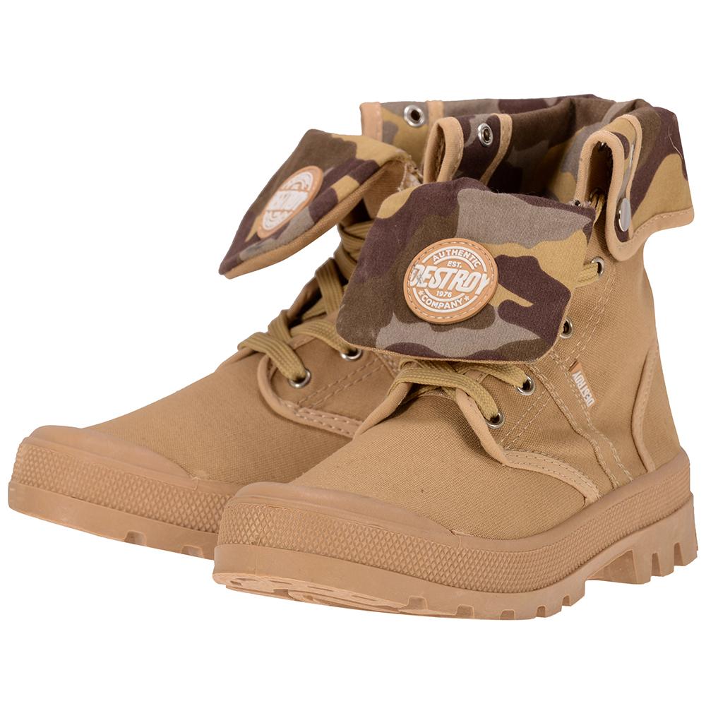 Destroy - Destroy OD500404 - ΜΠΕΖ outlet   γυναικεια   sneakers   mid cut