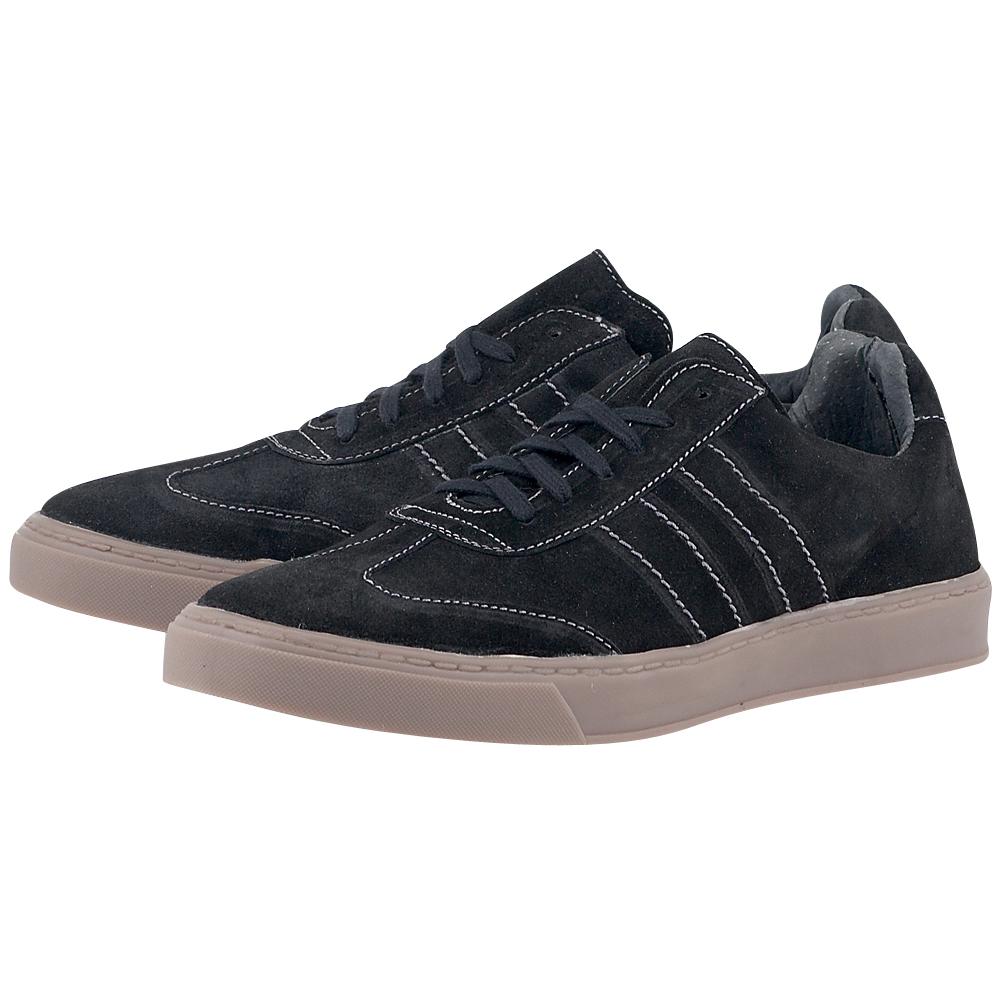 Enjo Tesoti - Enjo Tesoti OE803041 - ΜΑΥΡΟ outlet   ανδρικα   sneakers   low cut