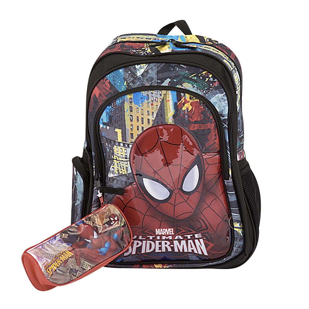 Paxos – Paxos Spiderman PA53707 – ΜΑΥΡΟ
