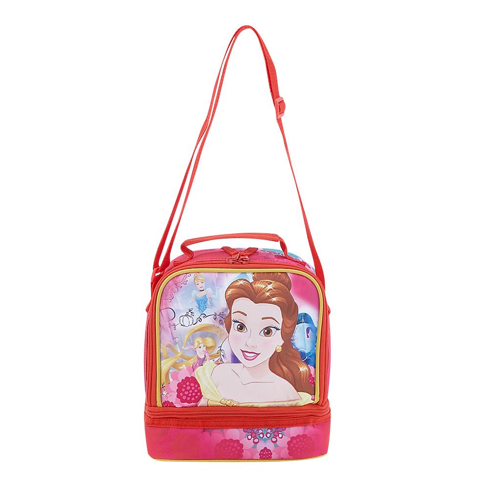 c7198be969 Σχολική τσάντα Paxos σε κόκκινο χρώμα και μοντέρνο σχεδιασμό με την  αγαπημένη ηρωίδα Belle