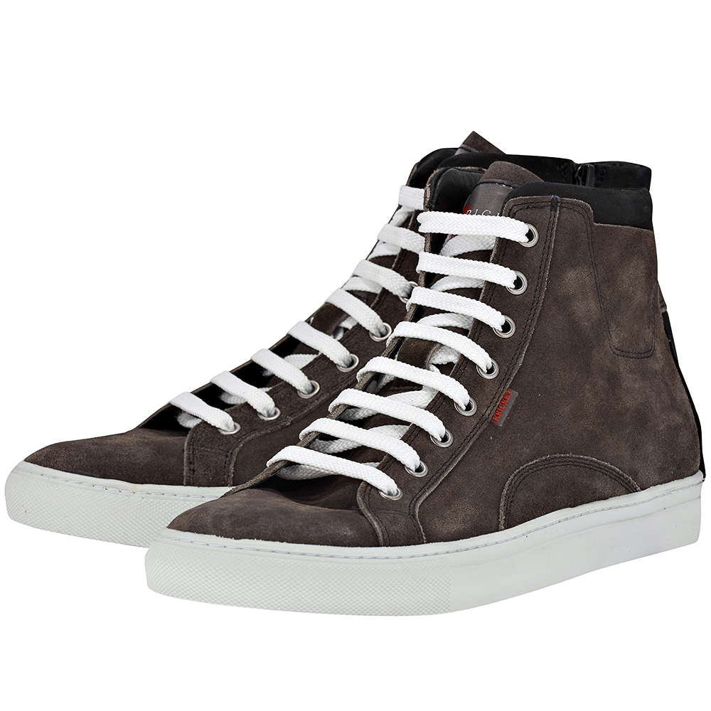 Kricket - Kricket PETRA - ΛΑΔΙ outlet   ανδρικα   sneakers   mid cut