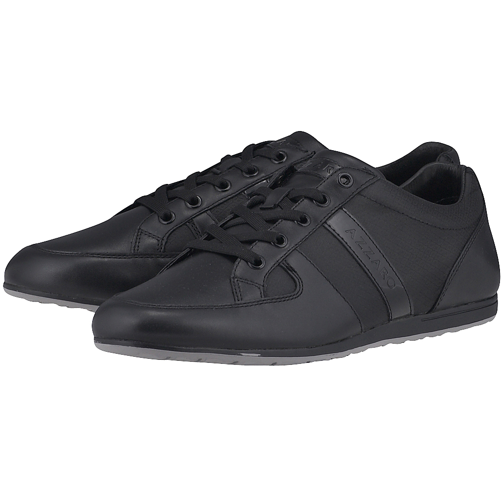 Azzaro - Azzaro PINTA - ΜΑΥΡΟ outlet   ανδρικα   sneakers   low cut