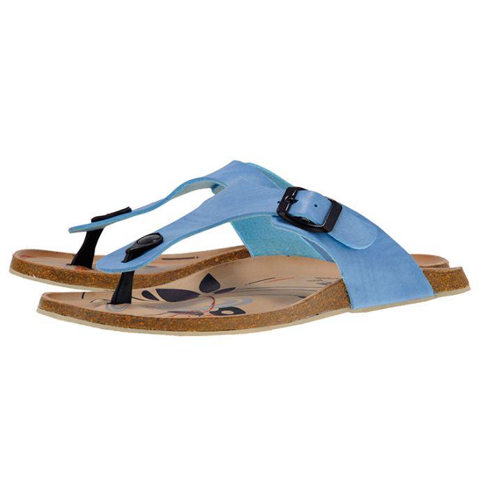 Plakton - Plakton PL141671 - ΣΙΕΛ outlet   γυναικεια   comfort   πέδιλα   σανδάλια
