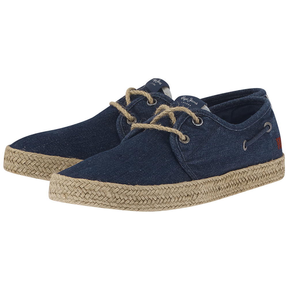 Pepe Jeans - Pepe Jeans Sailor Deck Denim PMS10233-559 - ΜΠΛΕ ΣΚΟΥΡΟ