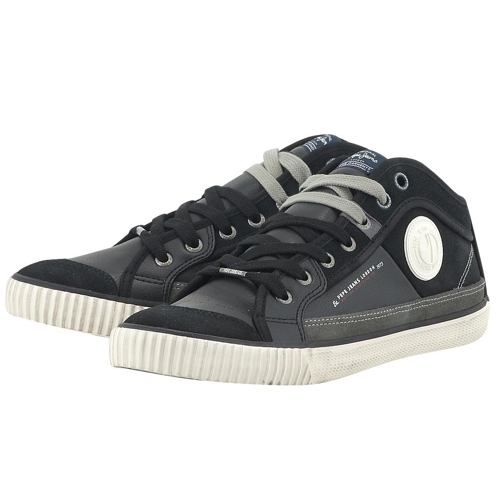 Pepe Jeans – Pepe Jeans Sneaker PMS30190 – ΜΑΥΡΟ