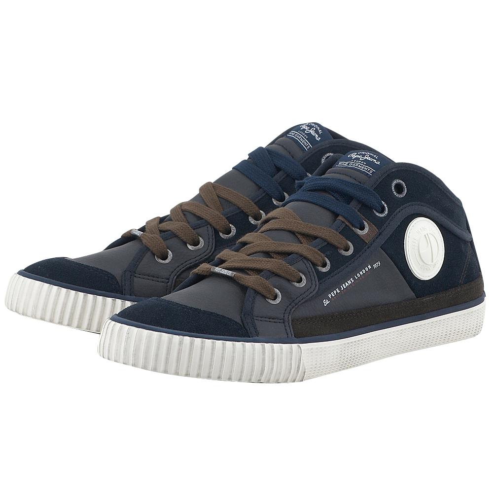 Pepe Jeans – Pepe Jeans Sneaker PMS30190 – ΜΠΛΕ ΣΚΟΥΡΟ