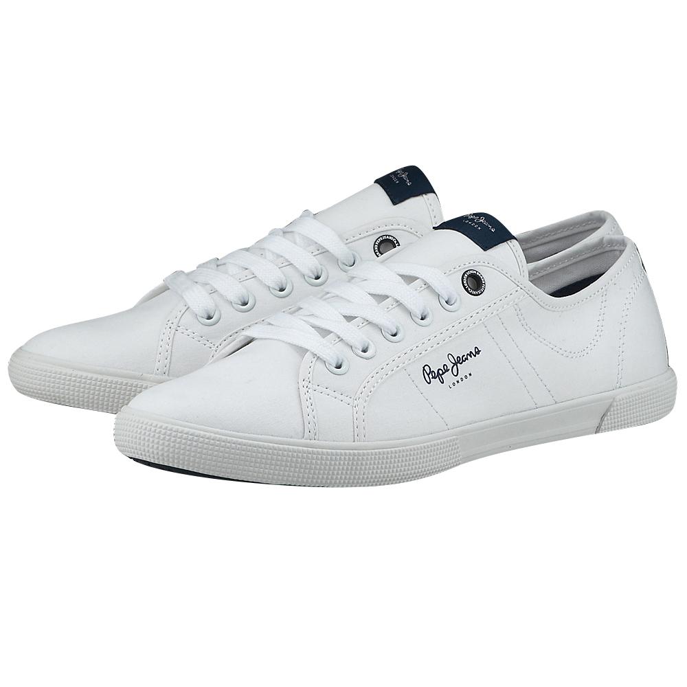 Pepe Jeans – Pepe Jeans Aberman PMS30352-800 – ΛΕΥΚΟ