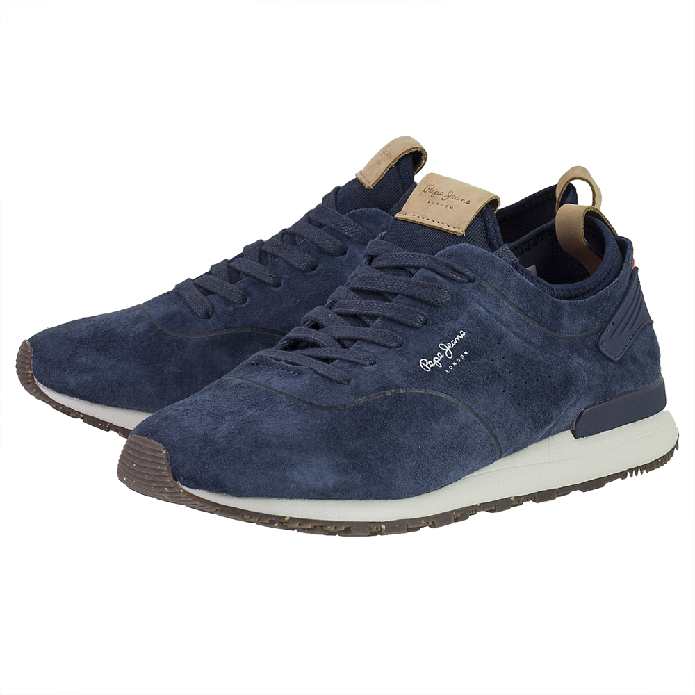 Pepe Jeans - Pepe Jeans Boston Smart PMS30406-595 - ΜΠΛΕ ΣΚΟΥΡΟ