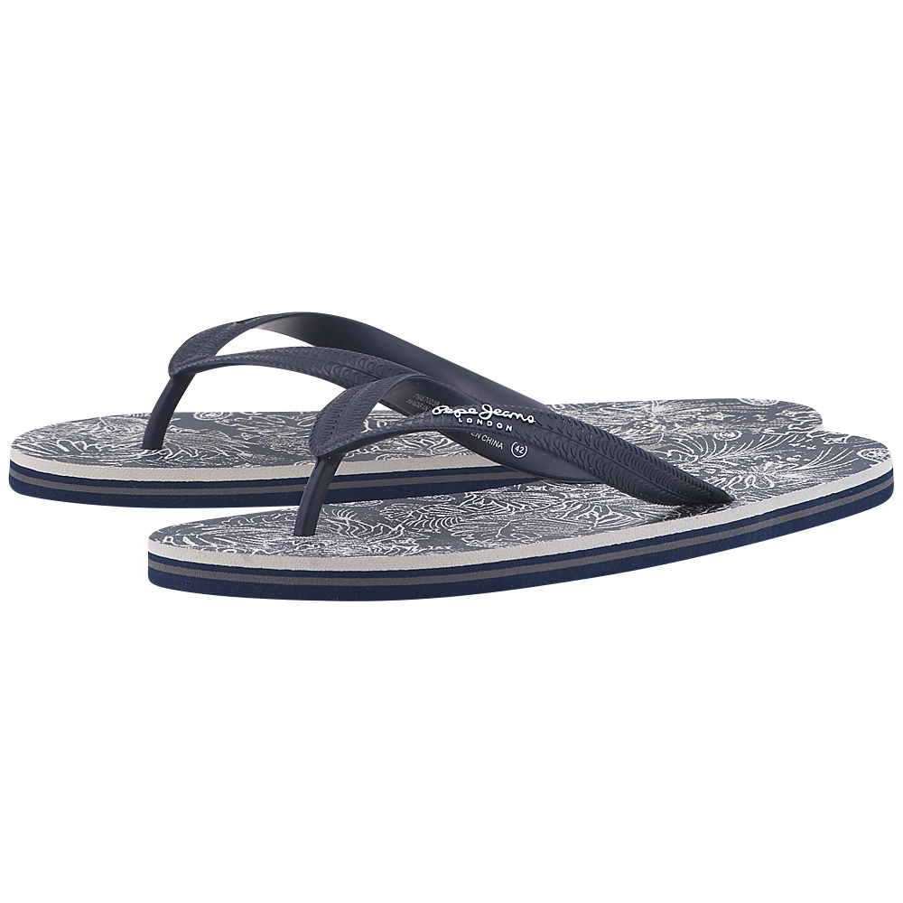 Pepe Jeans – Pepe Jeans Swimming PMS70038-585. – ΜΠΛΕ ΣΚΟΥΡΟ