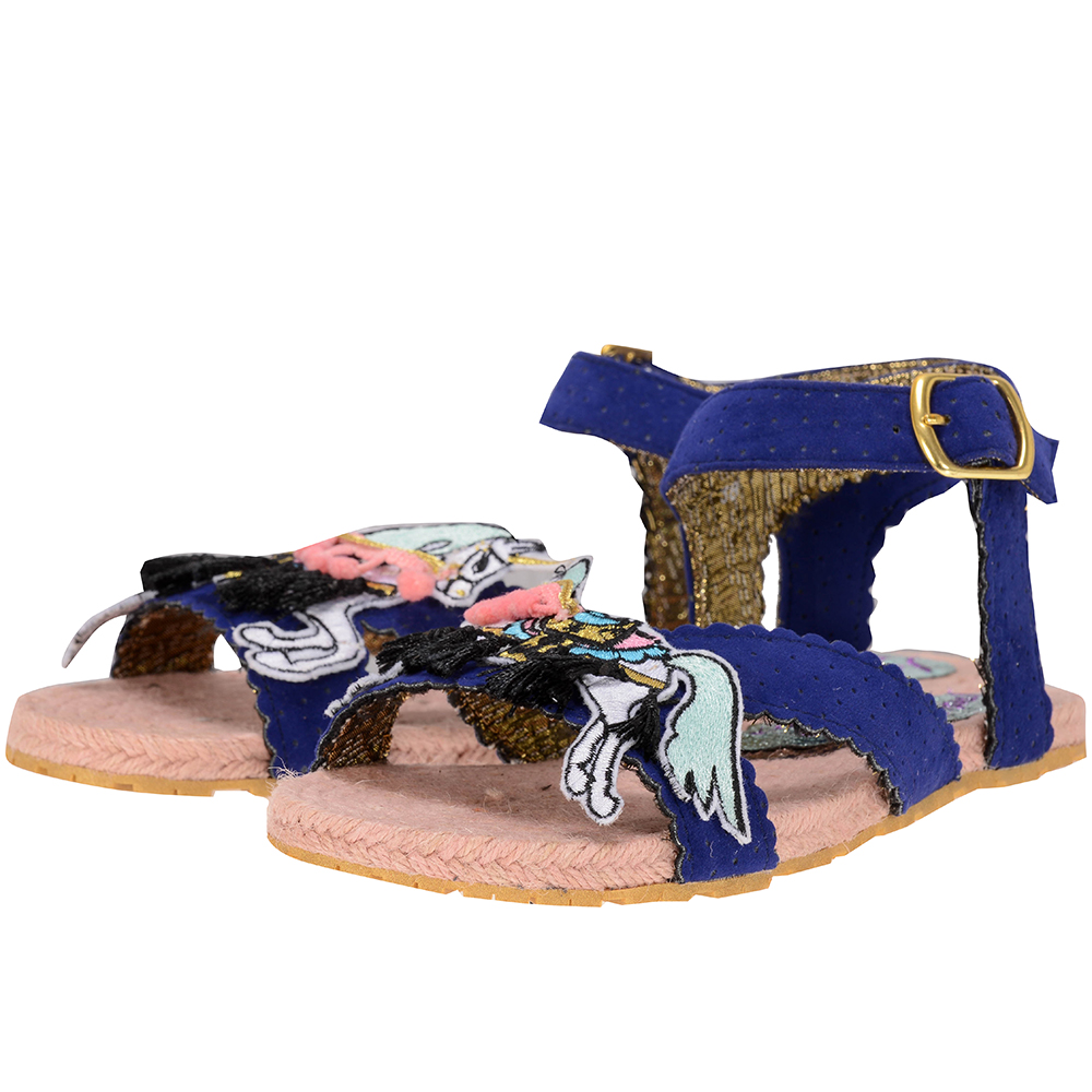 Irregular Choice - Irregular Choice PRETTY_PONY - ΜΠΛΕ