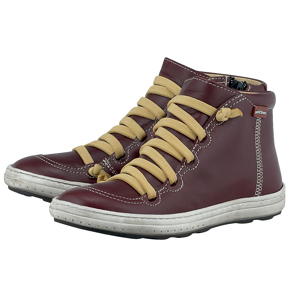 Petit Shoes - Petit Shoes PS-SB14 - ΜΠΟΡΝΤΩ