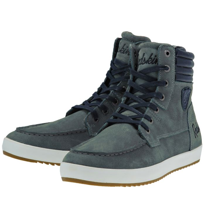Redskins - Redskins RAISONAN - ΓΚΡΙ outlet   ανδρικα   sneakers   mid cut