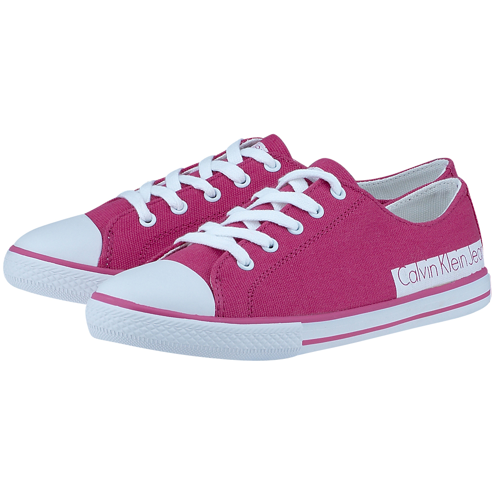 Calvin Klein - Calvin Klein RE8965. - ΦΟΥΞΙΑ outlet   γυναικεια   sneakers