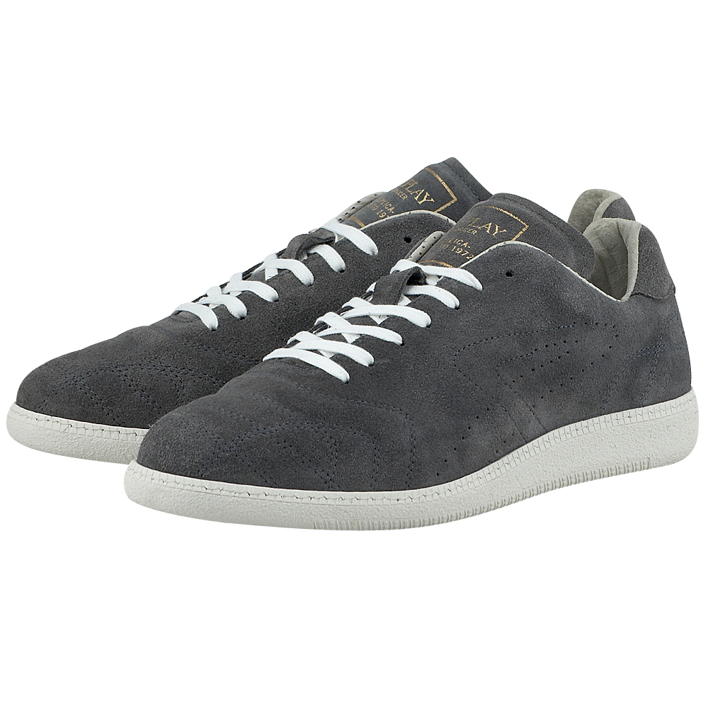 Replay - Replay RZ540006L - ΓΚΡΙ ΣΚΟΥΡΟ outlet   ανδρικα   sneakers   low cut