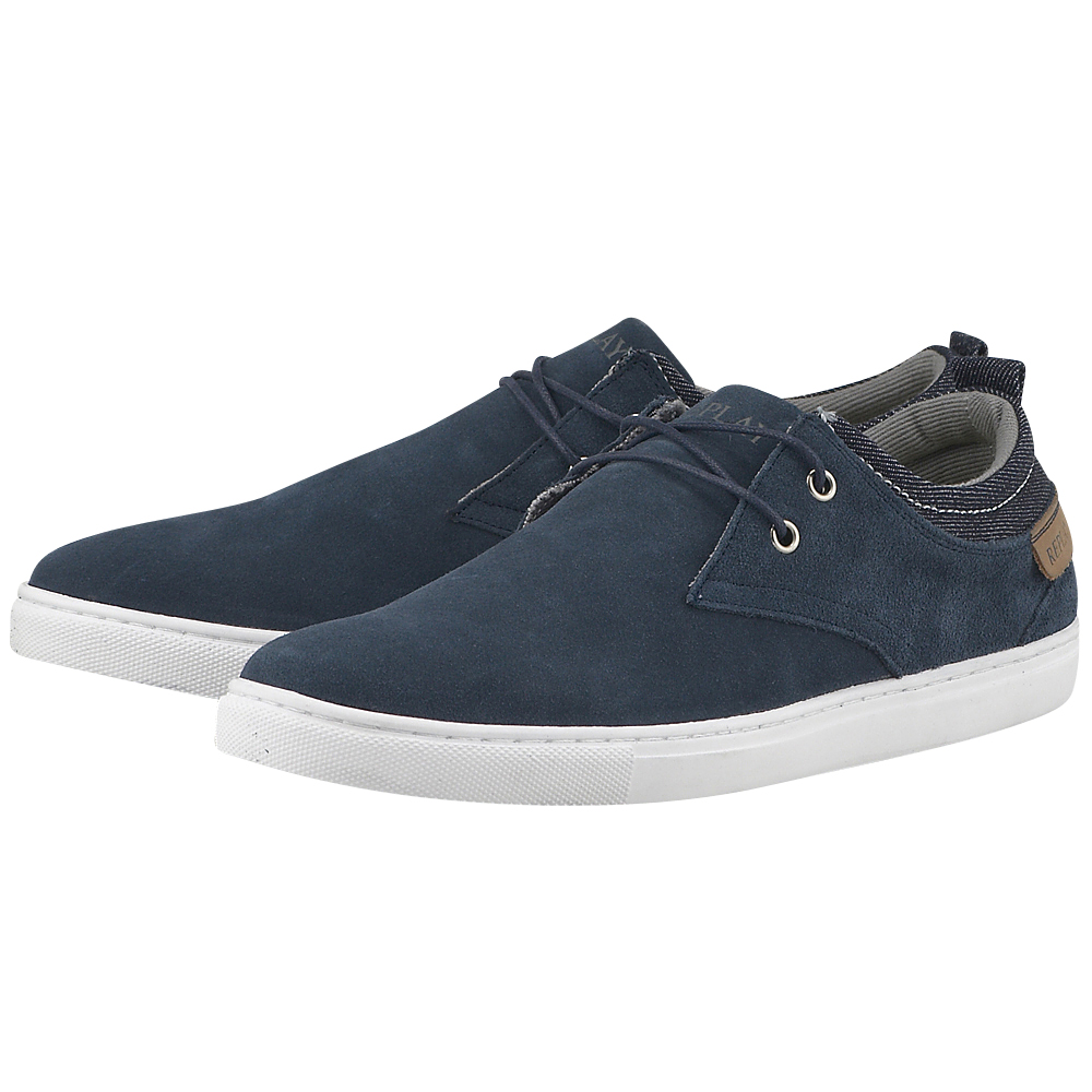 Replay - Replay RZ590001L - ΜΠΛΕ ΣΚΟΥΡΟ outlet   ανδρικα   sneakers