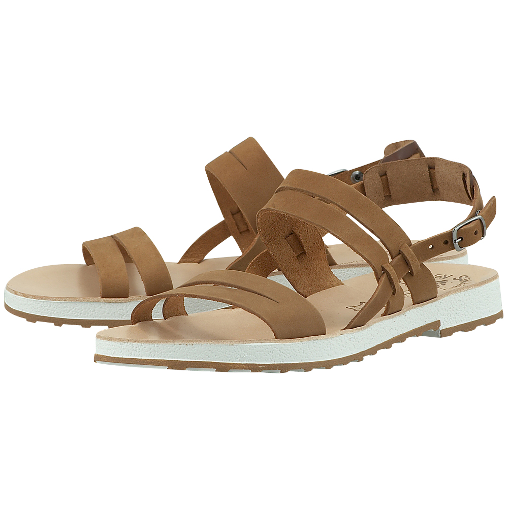 Fantasy Sandals - Fantasy Sandals S-4003 - ΤΑΜΠΑ γυναικεια   σανδάλια