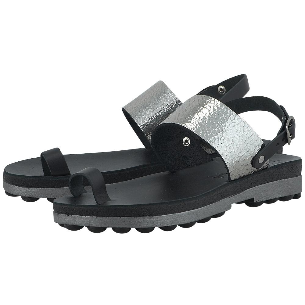 Fantasy Sandals – Fantasy Sandals S-9001 – ΜΑΥΡΟ/ΑΝΘΡΑΚΙ