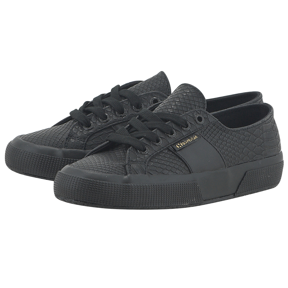 Superga – Superga S00CL10-F90 – ΜΑΥΡΟ