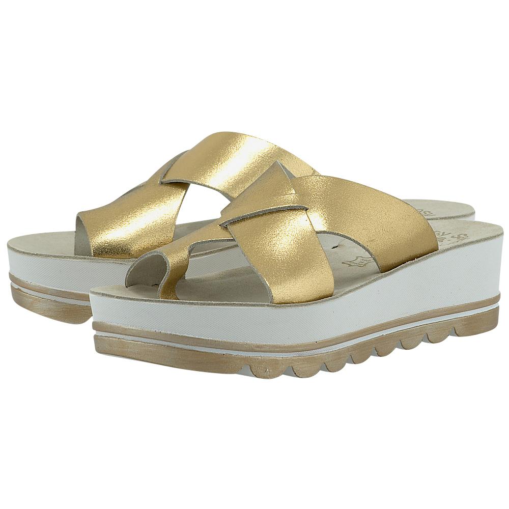 Fantasy Sandals - Fantasy Sandals S6005 - ΧΡΥΣΟ